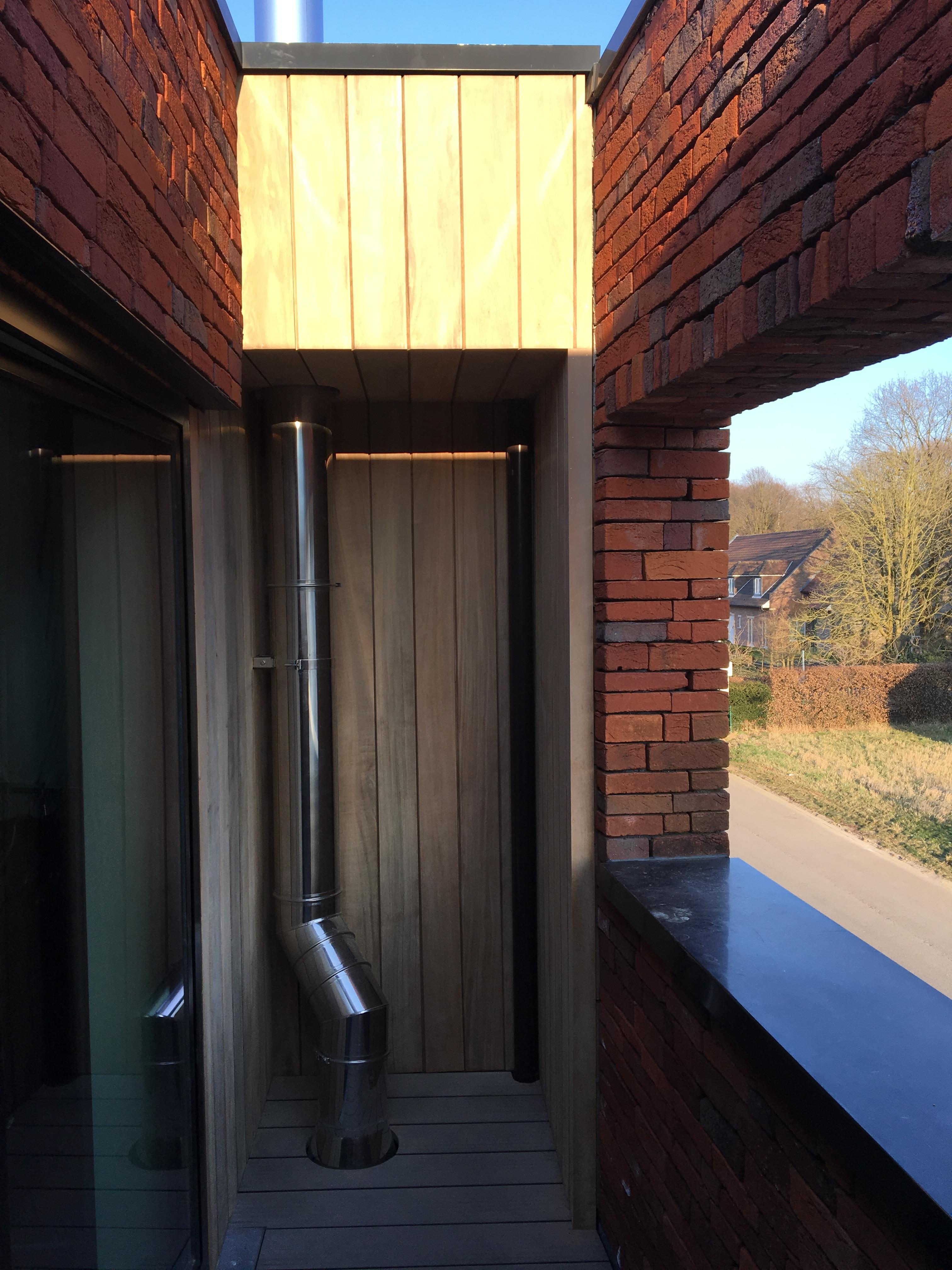 houten gevelplank jadifix systeem 3